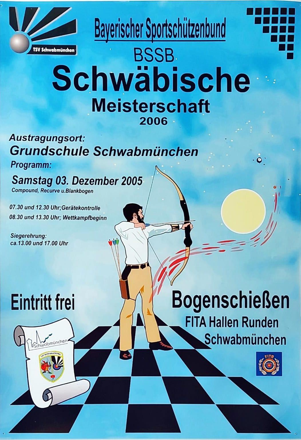 Schwäbische Meisterschaft in SMÜ